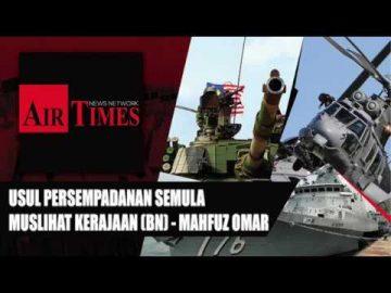 Usul Persempadanan Semula Muslihat Kerajaan (BN) - Mahfuz Omar