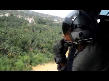 Penugasan Krew 10 Skn Bersama Helikopter EC725 Beroperasi tanpa Mengira Masa