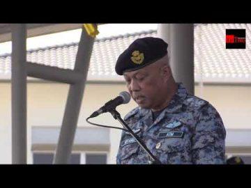 Ucapan Panglima Angkatan Tentera Malaysia Di Majlis Perasmian Pangkalan Udara Sendayan