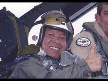 Kenali Jen Dato Seri Abdullah bin Ahmad TUDM - Panglima Tentera Udara 4 Mac 2003 - 4 Apr 2004