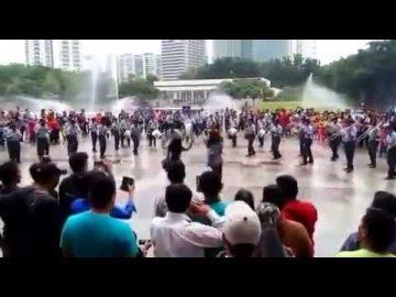 #AirTimes: Persembahan Drumline TUDM Berjaya Pikat Hati Penonton di KLCC