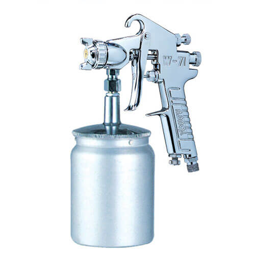 Muzi Suction Type W71 S Spray Gun Your Automotive Equipment