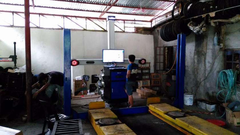 Hiec-Pitstop Auto Service Center-Quirino Province-Veritek incorporated client-tire changer-wheel aligner-wheel balancer-underchasis (1)