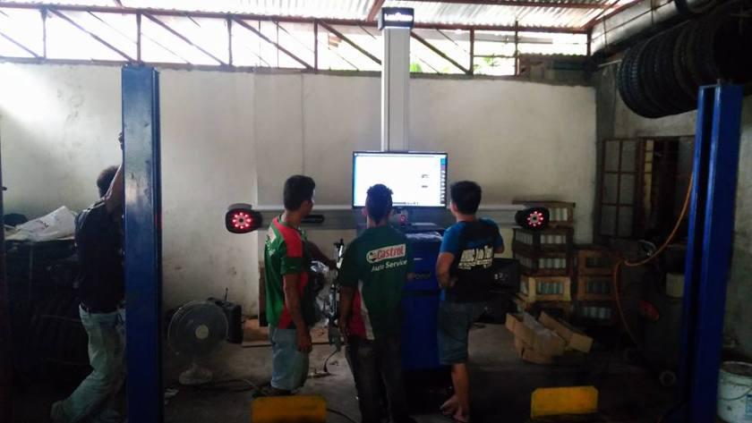 henry import Pitstop Auto Service Center-Quirino Province-Veritek incorporated client-tire changer-wheel aligner-wheel balancer-underchasis (1)