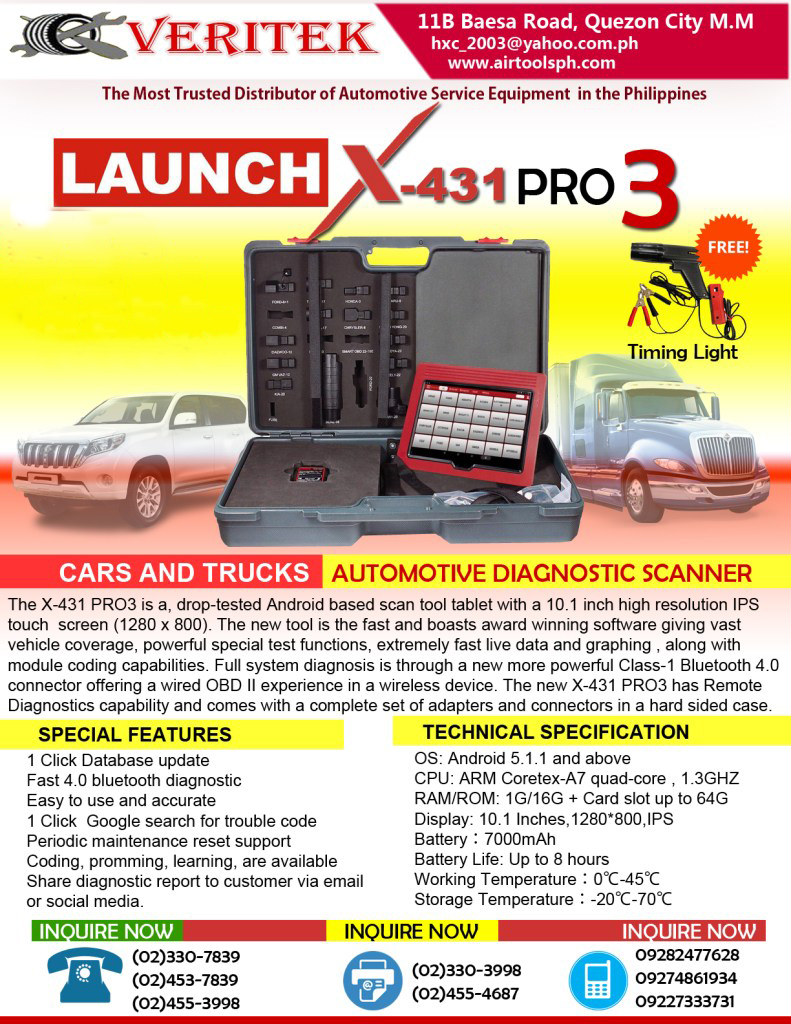 LAUNCH-X431-PRO-3 rev 2