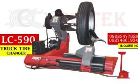 Bright LC-590 Truck Tire Changer Machine Philippines