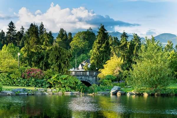 Stanley Park Vancouver Canada #experiencetransat