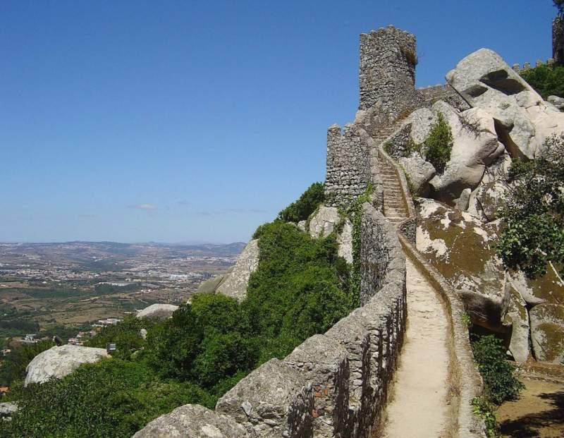 Autour de Lisbonne: Cabo da Roca - Photo par Vvlasenko sous CC BY-SA 3.0