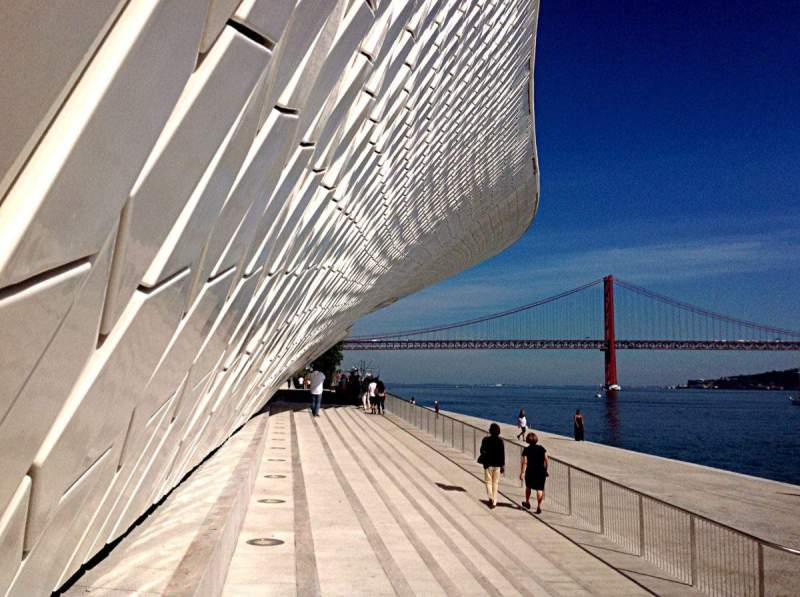 Lisbon MAAT - Photo by Luis Cozeto under CC BY-SA 2.0