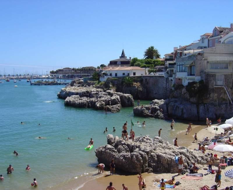 Autour de Lisbonne: Les plages de Cascais