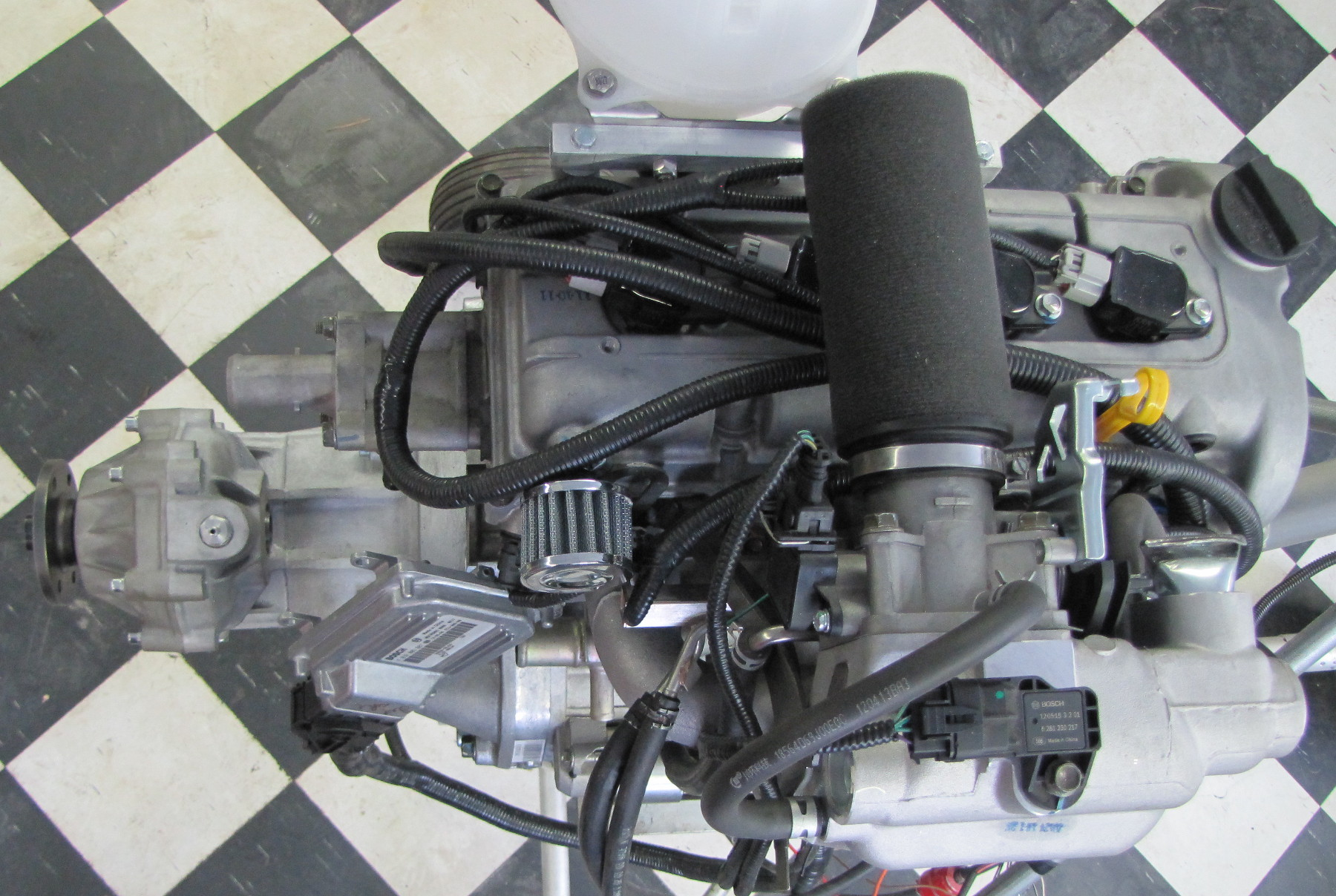 hight resolution of spg gearbox kit for new suzuki k series engines has been designed and made in 2015 the first k14b was converted tested and sent to an airboat company for