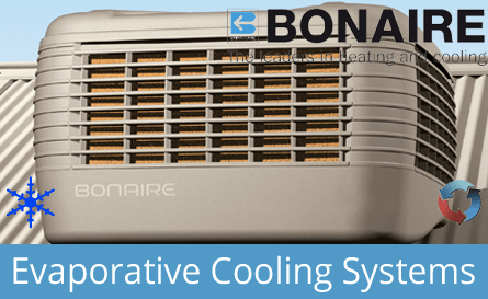 Bonaire Evaporative Cooling Systems Canberra