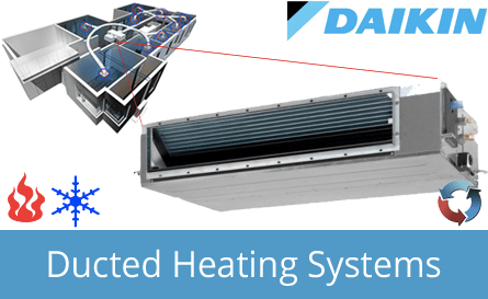 Daikin Ducted Inverter Systems Canberra