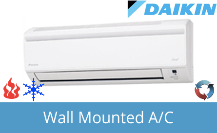 Daikin Wall Mounted Air Conditioning Systems