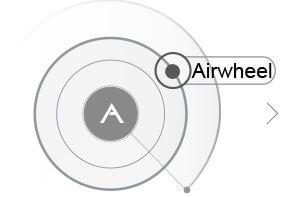 Airwheel R Series electric assist bike user manual.