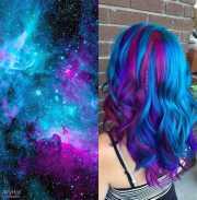 of galaxy hair