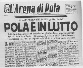 UN LIBRO DI PAOLO RADIVO SULLA STRAGE DI VERGAROLLA
