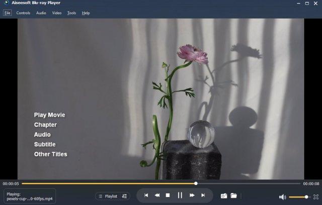 How to play Blu-ray Disc on Window/Mac