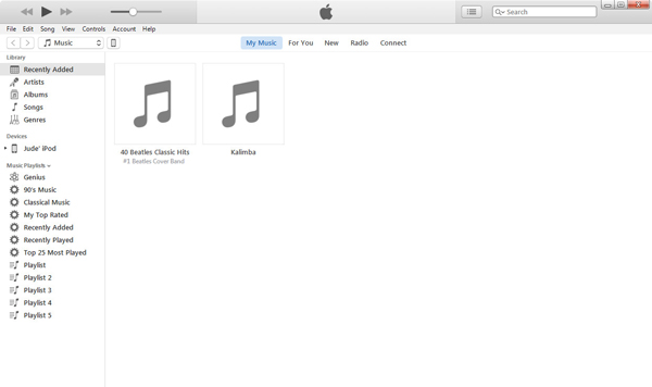 How to Transfer Music from iTunes to iPod