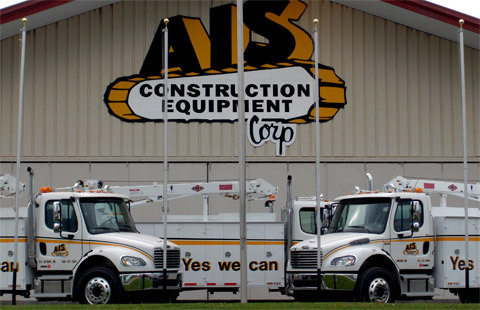 Construction Equipment Onsite Repair Field Service for