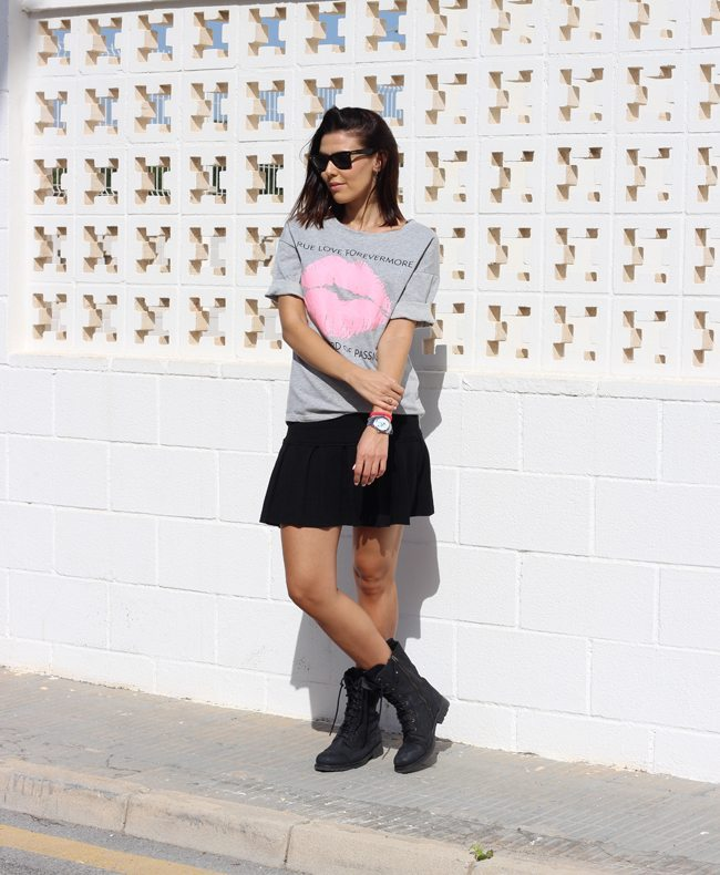 Kiss kiss outfit