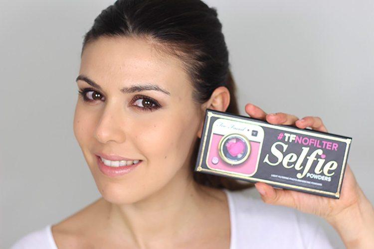 Too Faced Selfie Powders
