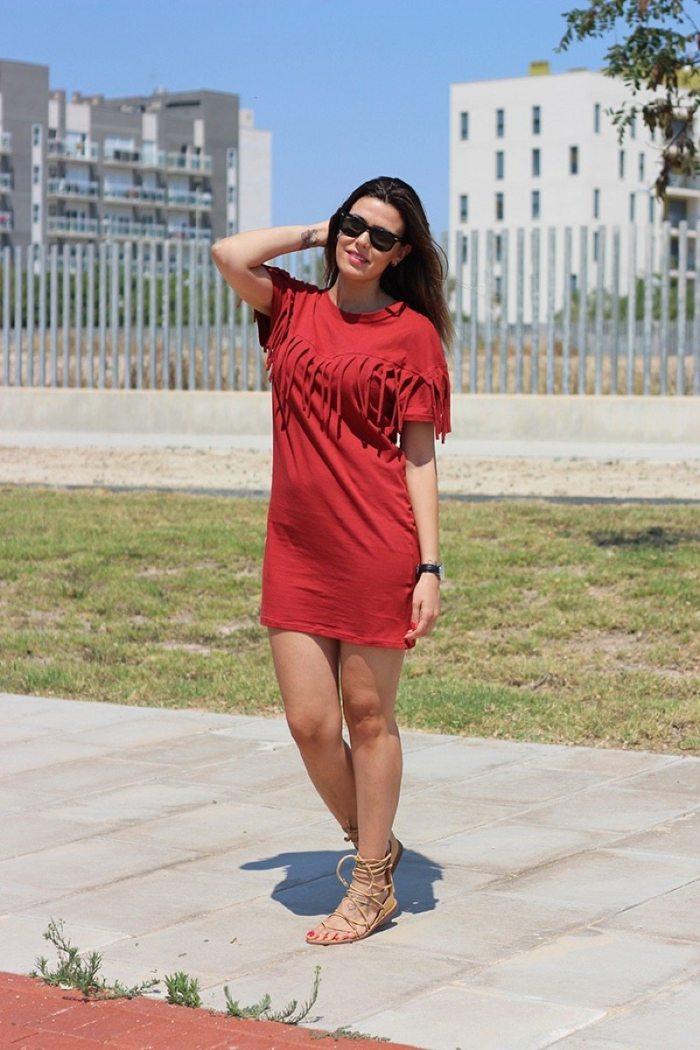 Outfit flecos Aisha