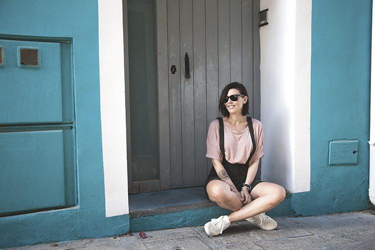 Outfit: Falda versátil