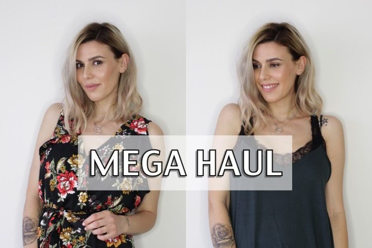SUPER HAUL LOW COST: Primark + Pull and Bear