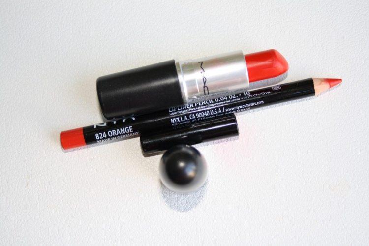 MAC LadyDanger lipstick
