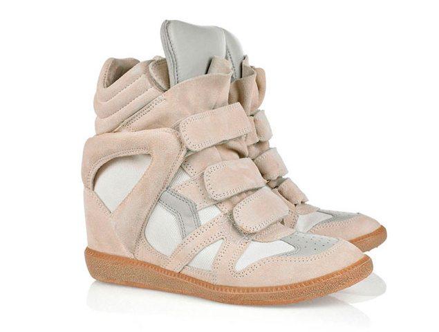 Zapatillas de Isabel Marant