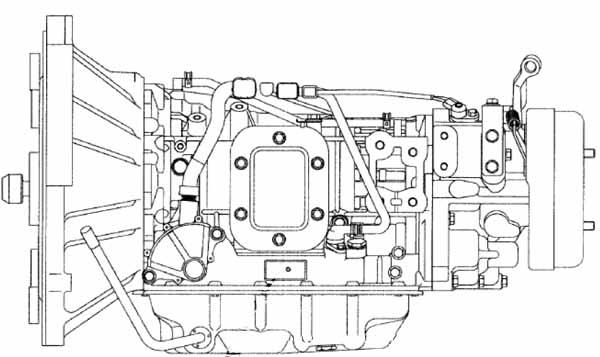 isuzu npr transmission diagram
