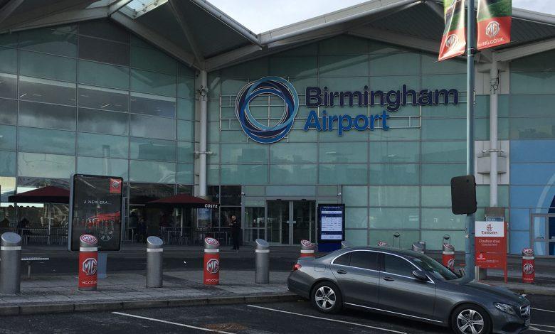 Taxi Birmingham Airport