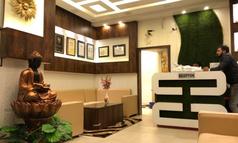 pooja room interior design companies in Noida