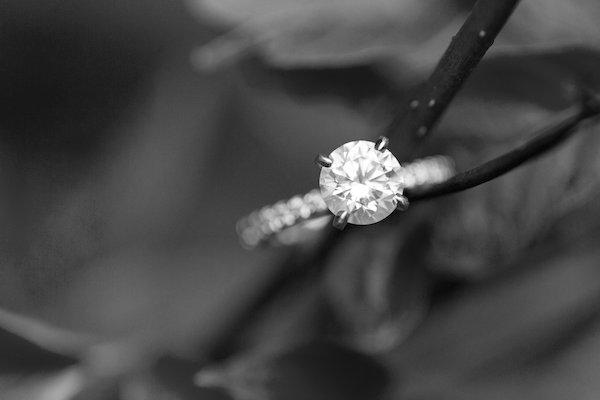 Engagement Ring Photo © Christy Tyler Photography