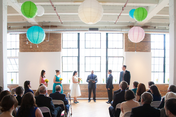"""This is your wedding party's actual job: stand next to you! © <a href=""""http://www.adophotographic.com/"""">Austin Oie Photography</a>"""