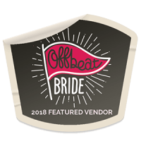 Aisle Less Traveled featured on Offbeat Bride Blog