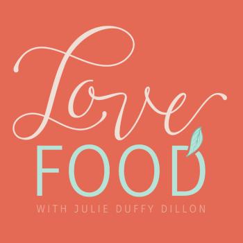 love food podcast logo