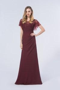 Bridesmaid Dresses Burgundy Uk - Discount Wedding Dresses