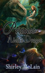 Princess Adeles Dragon cover