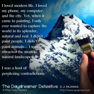 Teaser The Daydreamer Detective 4