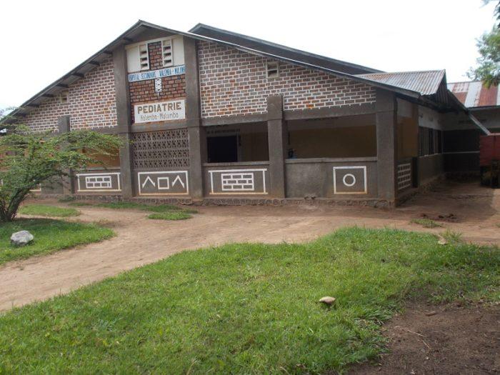 Centro sanitario, ora Ospedale Secondario