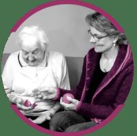 Mieux communiquer avec les personnes atteintes de la maladie d'Alzheimer