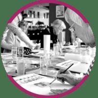 Ateliers thérapeutiques et animation en EHPAD