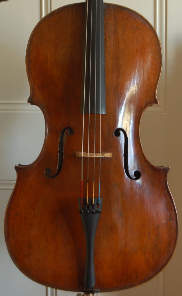 Sell a cello or bow - Florentine cello sold by Aitchison & Mnatzaganian
