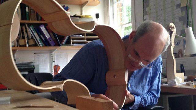 Video gallery - Robin Aitchison cello maker