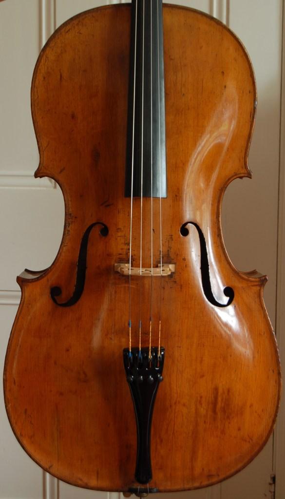 Henry Jay cello