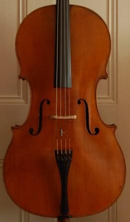 James W Briggs cello