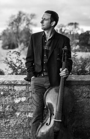Jamie Walton cellist