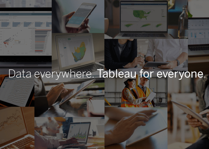 Tableau คืออะไร?  What is Tableau?